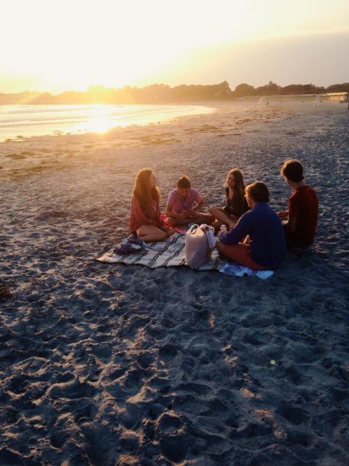 beach picnic tonight