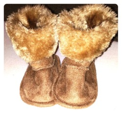 I just added this to my closet on Poshmark: Chestnut Baby booties from Toys R Us. (http://bit.ly/17IRFUi) #poshmark #fashion #shopping #shopmycloset