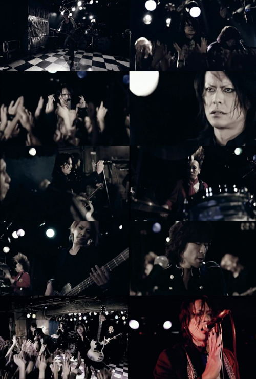 """We Love All"" BUCK TICK Climax Together PV 2012 - Yumemiru Uchuu Album"