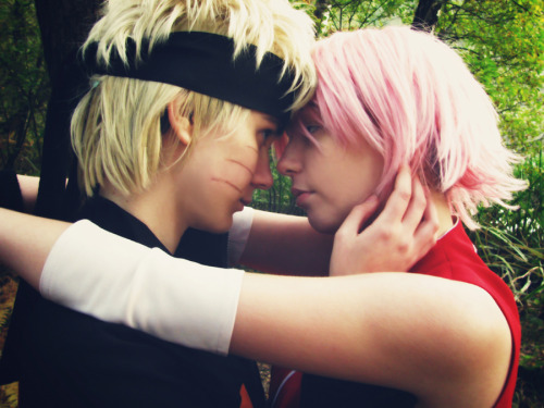 NaruSaku: your attention by ~ToraCosplayers