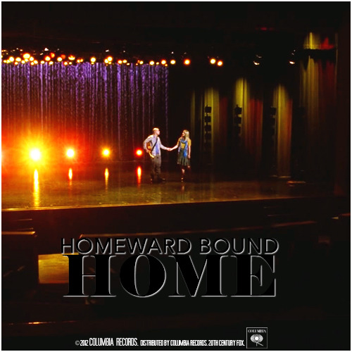 4x08 Thanksgiving | Homeward Bound / Home Requested Alternative Cover