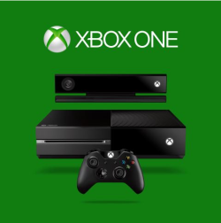 This is what the new 'Xbox One' looks like.