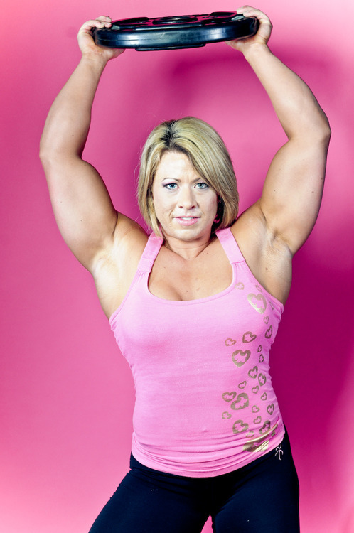 Tumblr Female Bodybuilders