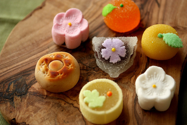 confectionerybliss:  japanese sweets by mellow_stuff on Flickr.