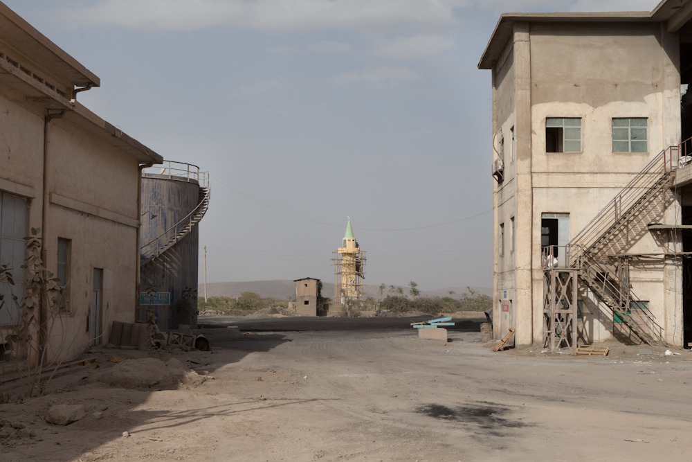 National Cement Factory, Dire Dawa  © Zach Abubeker, 2013