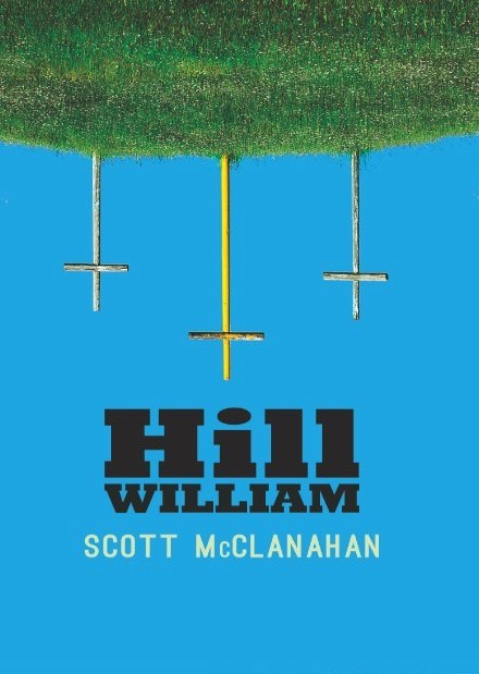New cover for Hill William!