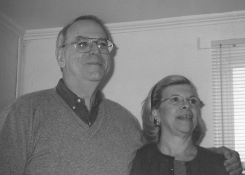 Mom and Dad, December 2001