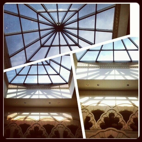 Skylight  at The Pearl Qatar