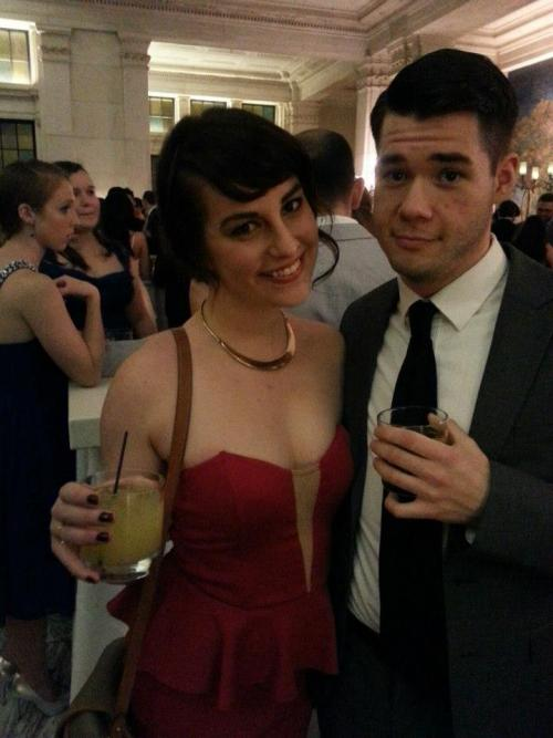 i finished my first year of law school and got to go to a fancy formal with one of my best friends. i got a cool job at a vegan restaurant in philly and start today. i got to see so many awesome friends this weekend and i'm so excited that it's summer.  everything rules right now.