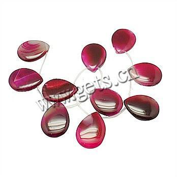 natural rose agat beads beads jewelry