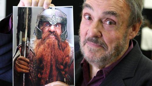 "l-o-t-r:   ""There is an energetic ferocity in Gimli that the film needs. It's often these minor characters who really have to impart a sense of energy and dynamism to a film so that the heroes can actually take their time to respond and be thoughtful and reflective.""  John Rhys Davies on Gimli"