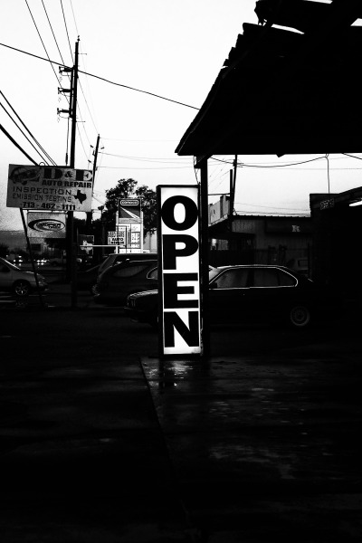 Open. Houston, TX, USA. 2013. By Jeff Brown