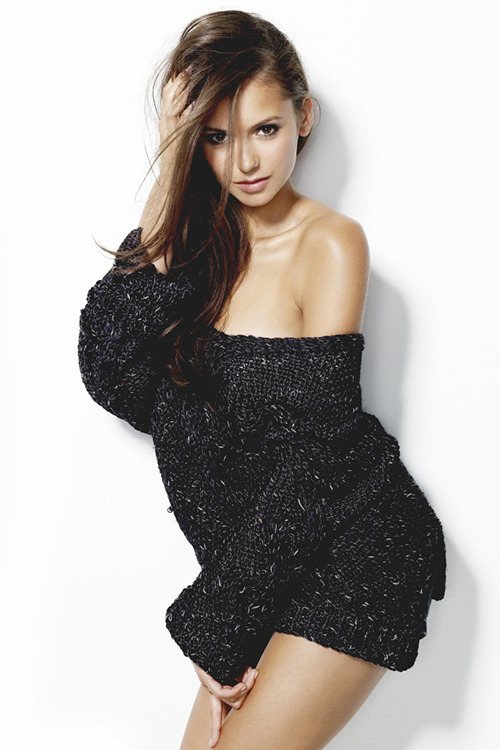 ayyekevinjohn:  fuglychriz:  nina dobrev is so fucking hot  Yes