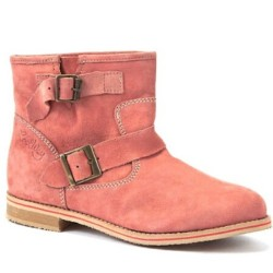 *swoon* Coolway Coral Piscis Buckle Ankle Boot <3