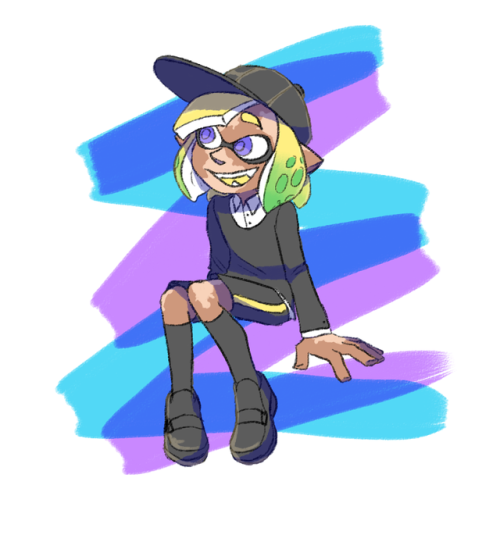 soda-slosher friends ocs doodles splatoon some things i could fix but i think i did well for a first try lmao