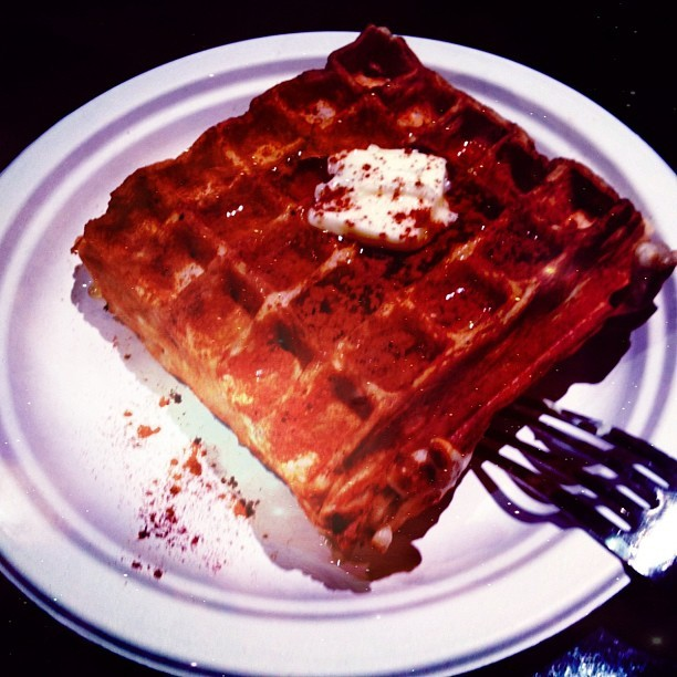 Waffles! First time eating them in so long ;D #instafood #foodobsessed #food #foodporn