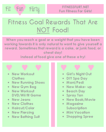 tobefitandfab:  lifes-short-runfast:  fitness-flirt:  Non-Food Rewards! It is important to treat yourself special when you reach a fitness goal or weight you have been working towards. Most people though make this reward a food item which is not the best idea…. Give some of these a try and put your rewards beside you goals so you feel like you are working towards something! :) For more like this follow me here please!  fitspo blog   Queue