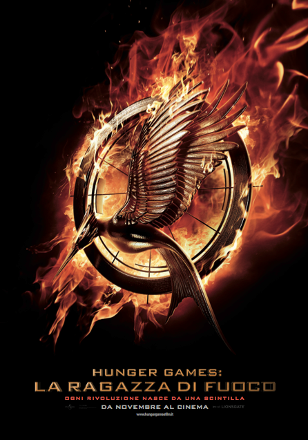 The Hunger Games - ITALIAN TEASER POSTER