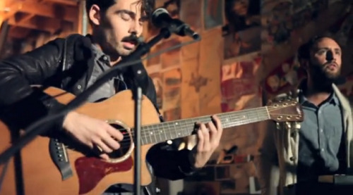 (via Video: Local Natives perform an acoustic version of 'Heavy Feet')