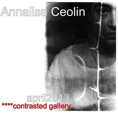 Annalisa Ceolin: INSOMNIA  at ****contrasted gallery on Flickr.Via Flickr:Annalisa Ceolin  INSOMNIA Exhibition This show is meant to be seen with music. Kindly open a new window with the SOUNDTRACK