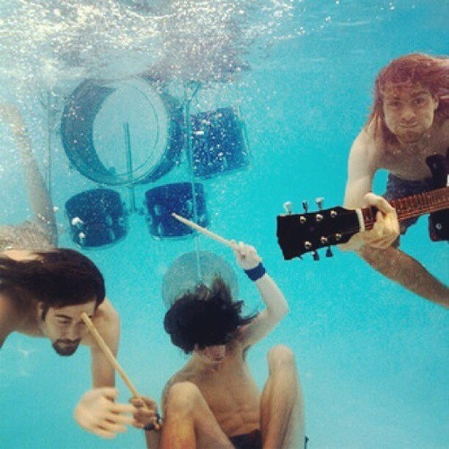 martinastoller:  NEVERMIND - Nirvana