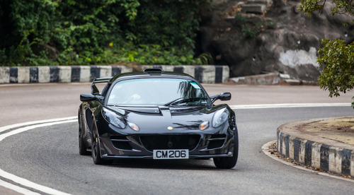 Lotus Exige - CM206 by Keith Mulcahy on Flickr.