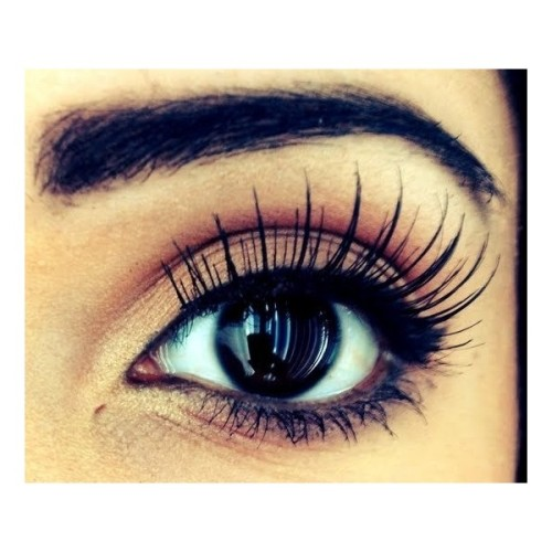 jasminecassiek:  Eye makeup   ❤ liked on Polyvore