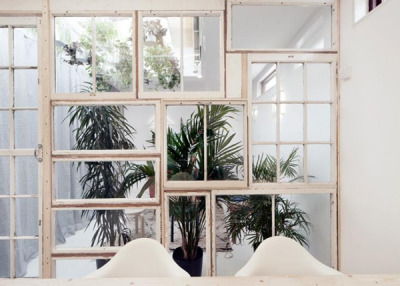 thehousehome:  geometric windows