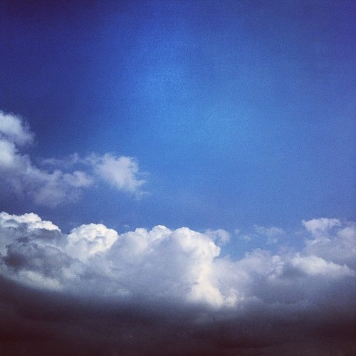 More clouds.  (at Burlington Coat Factory Corporate Office)