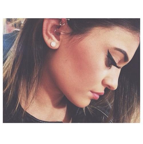 ear piercings | Tumblr Ear Piercing Tumblr