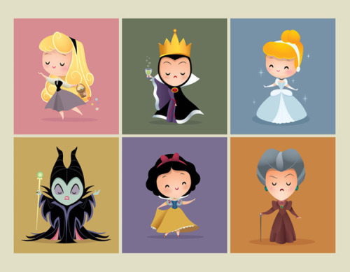 magicfran:  Good Vs. Evil - WonderGround Gallery by Jerrod Maruyama on Flickr.