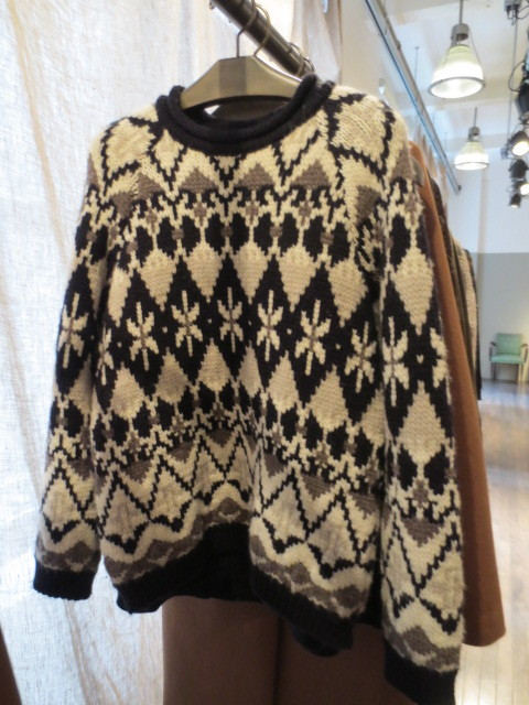 I want to wear this Yigal Azrouel sweater from fall 2013 today! I can't believe we need to wait until September to buy it. -Becky Malinsky