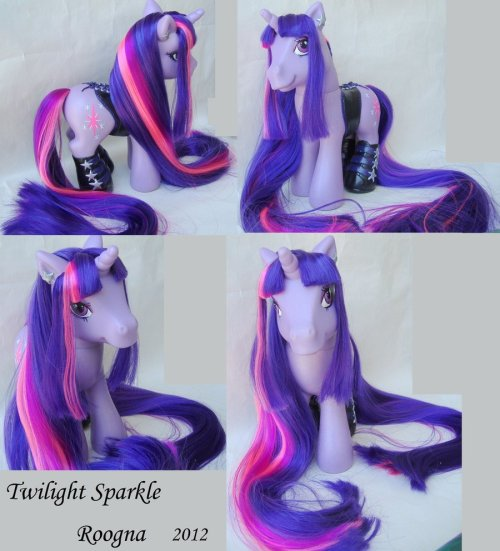Goth Styling Twilight Sparkle by ~Roogna