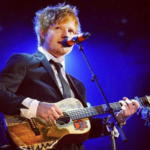 Happy birthday to the best ginger ever!!! We love you Ed!!! @edsheeran