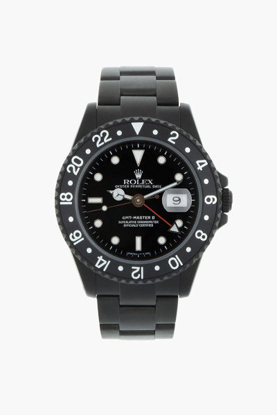 limited edition rolex black edition. everything i want in a watch. ( click to buy )