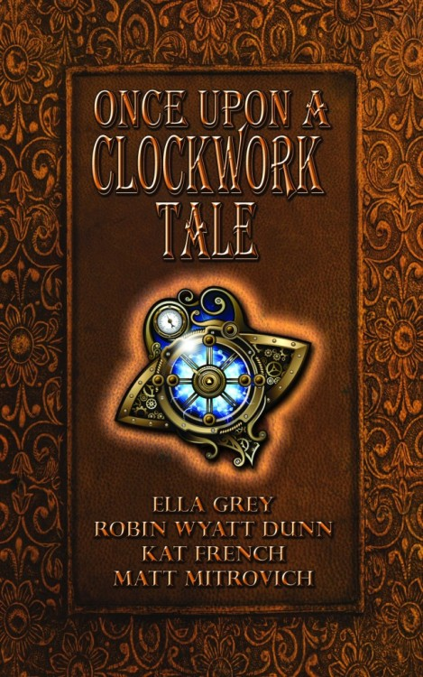 Cover Reveal: Once Upon a Clockwork TaleGreat news! We're getting much closer to the release of Once Upon a Clockwork Tale. I'm extremely…View Post