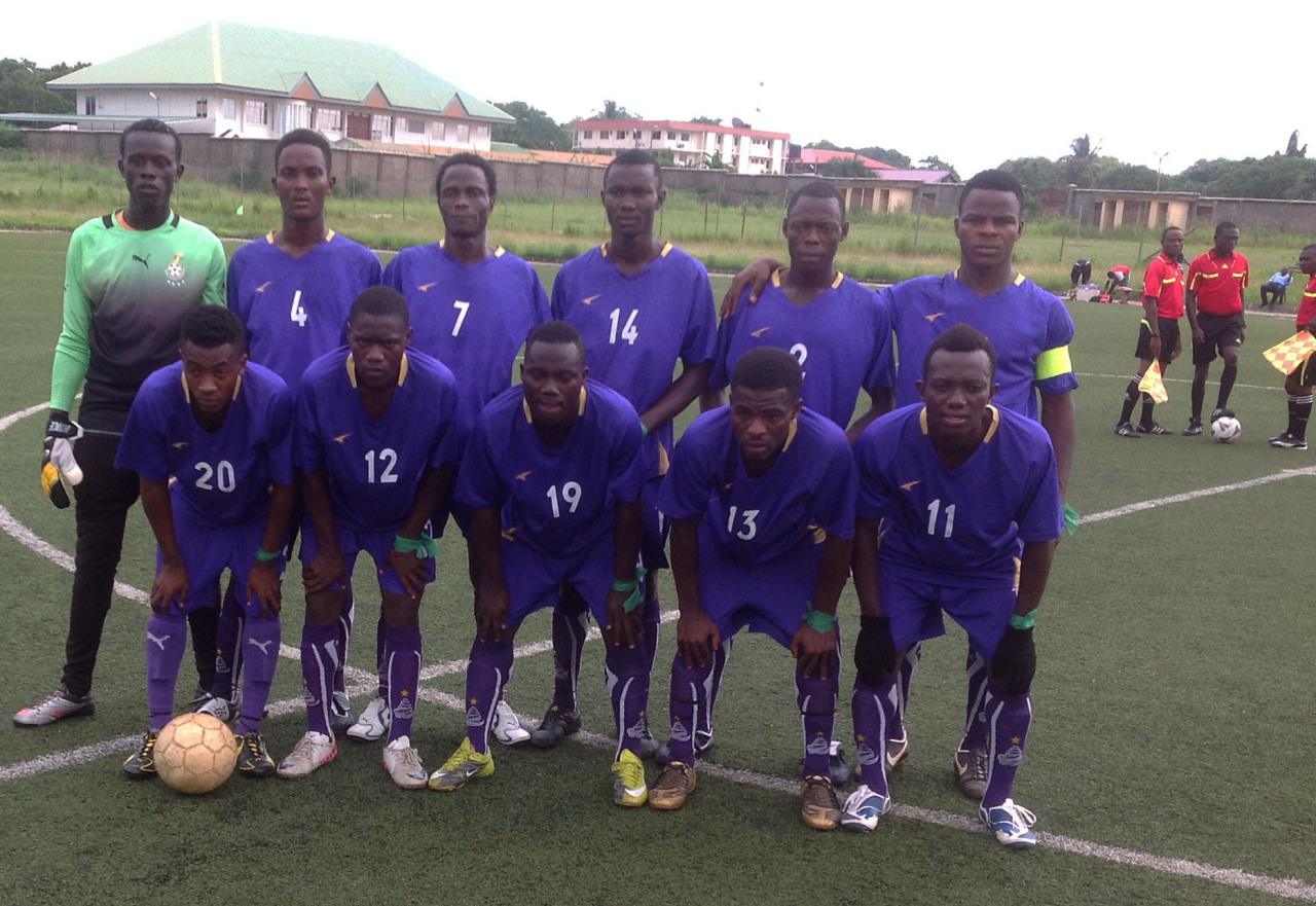 Vision FC – the next group of Black Stars