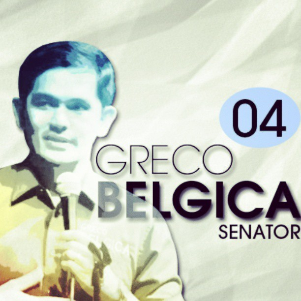 Please consider #Belgica for the 2013 senatorial elections! Read more about his proposed innovative flat-tax system http://fvdb.wordpress.com/2013/04/10/flat-tax-senatorial-bet-vs-statist-quackonomist-winnie-monsod/#more-9392