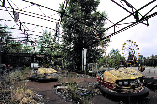 digitrix:  Pripyat, Ukraine