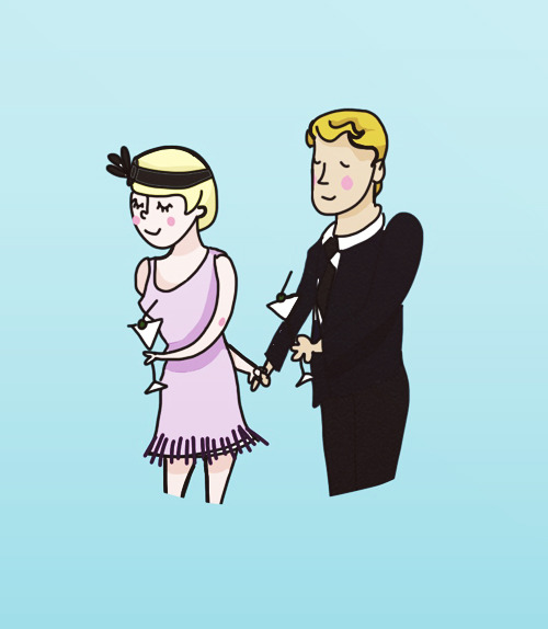 notkatniss:  the lil gatsby