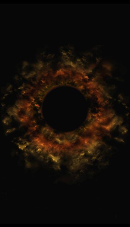 genesis chaos abstract dark art noughtlux artists on tumblr art mythology cosmology dynamical system black digital art