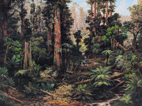 Isaac-Whitehead-In-the-Sassafras-Valley-Victoria by masterpieceart http://flic.kr/p/dL8NEY