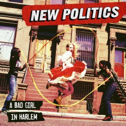 "newpolitics:  Well here we are! ""A Bad Girl In Harlem"" officially comes out tomorrow in stores, but you can get it on iTunes now. We spent many long days and nights writing and recording this album and we're more than excited to give it to you all. A lot has changed since our last album and we think this album best represents where we are now, both musically and in our personal lives.  Thank you to all our fans, new and old, for supporting us and giving us a reason to make music. We'll be on the road a lot this year, come out and party with us! You can get ""A Bad Girl In Harlem"" right now on iTunes Enjoy!"