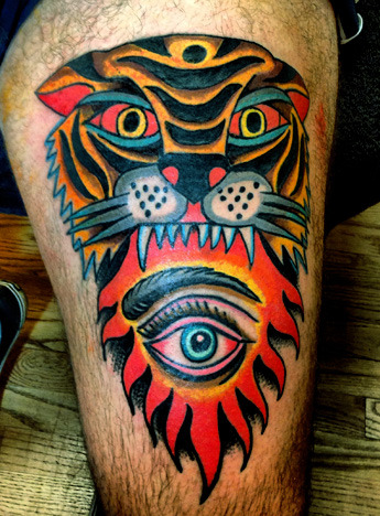 Robert Ryan -Electric Tattoo- New Jersey -2013