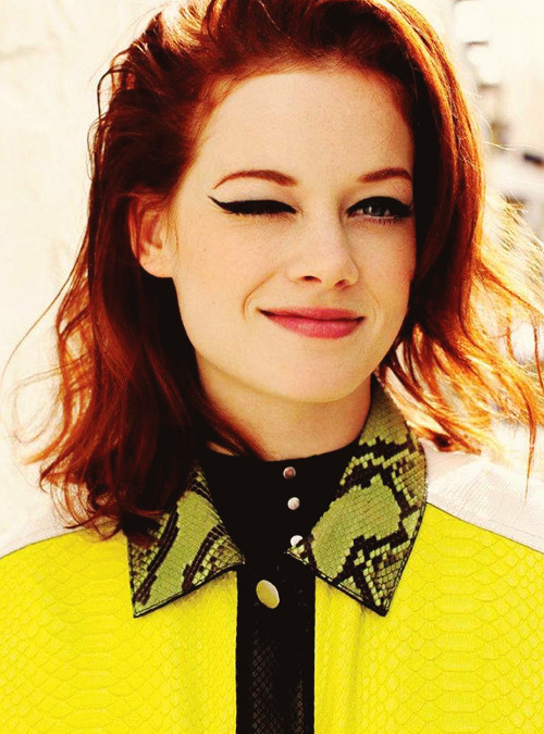 farnaudds:  Jane Levy for Nylon [April 2013]