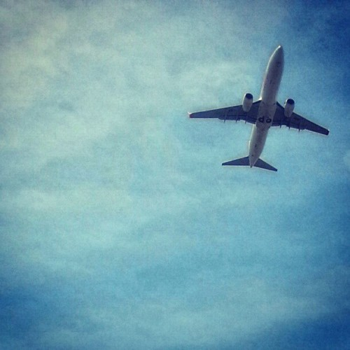 #plane #aircraft #ship #sky #airport #aeroporto #aviao #blue #azul