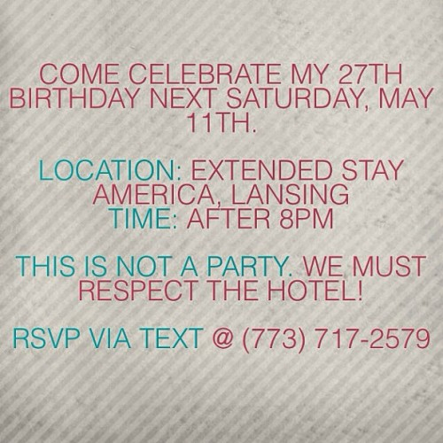 Birthday plans are in place. It's time to turn up…ish lol. Respondez s'il vous plait! ______________________________ #hajduklife #iameverything #love #TagsForLikes #TFLers #tweegram #photooftheday #me #instamood #cute #iphonesia #fashion #summer #100likes #igers #picoftheday #food #instadaily #instagramhub #beautiful #girl #iphoneonly #instagood #bestoftheday #jj #sky #picstitch #follow #webstagram #nofilter