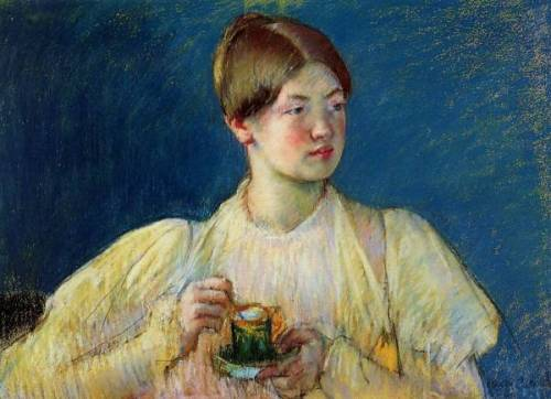 windypoplarsroom:  Mary Cassatt