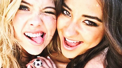 """Shay: No one wants to marry me. Ashley: I want to marry you."""