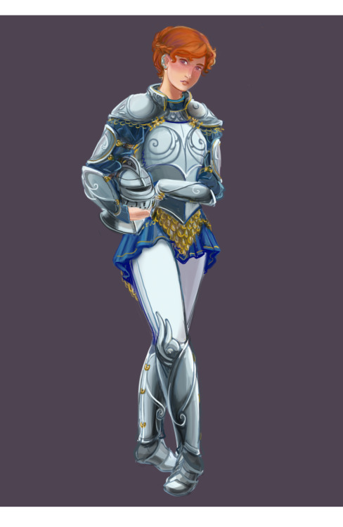 concept art armor women in armor knight chainmaille my art
